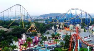Cada año visitan Six Flags dos millones de personas
