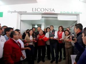 Liconsa Beneficia a más de 1.9 Millones de Mexiquenses