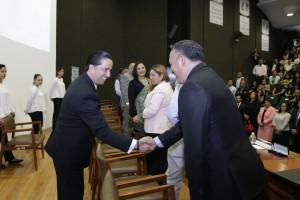 Firmó UAEM histórico convenio con nueve municipios
