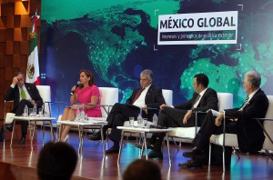 Ceremonia de Clausura del Seminario Internacional México Global 03