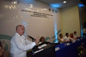 Dr. José Narro, secretario de Salud  confirma nuevo hospital en Q. R