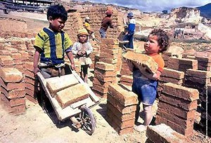 Niños trabajadores, una tragedia de México