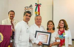Director general de Salud Animal del Servicio Nacional de Sanidad, Inocuidad y Calidad Agroalimentaria (SENASICA), Joaquín Delgadillo Álvarez.
