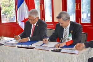 Firman CDMX y Panamá memorándum de cooperación para  potenciarar  turismo cultural y gastronomía