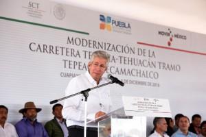 El secretario de Comunicaciones, Gerardo Ruiz Esparza, llamó a la unidad de los mexicanos