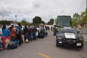 Continúa SCT con acciones de seguridad en las vías de comunicación del país en apoyo a vacacionistas