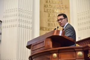 Diputado Fernando Zára acusó que Ley de Vivienda capitalina es inconstitucional