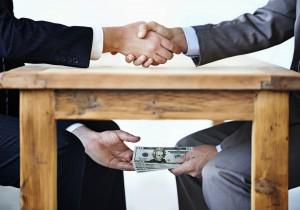 Corrupcion, grave daño a los Derechos Humanos
