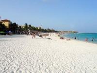 Aptas playas nacionales para uso recreativo: Cofepris