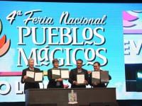 FIRMARON SCT Y SECTUR CONVENIO PARA DOTAR DE INTERNET  Y SERVICIOS DE TELECOMUNICACIONES A LOS PUEBLOS MÁGICOS