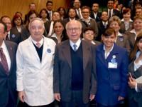 Hospital Infantil con equipo pediátrico único en América Latina