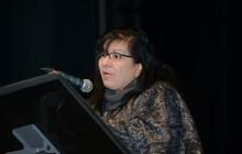 Nashieli Ramírez Hernández., presidenta CDHDF