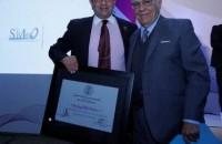 Reconoce SMEO al Dr. José Athié por su contribución  a la evolución de la oncología