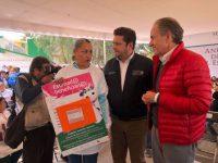 En el combate a la pobreza no daremos ni un paso atrás: Javier García Bejos