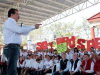 El poder de la sociedad, la mayor fuerza de transformación en México: Eviel Pérez Magaña