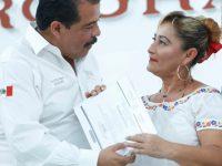 Estrategia Nacional de Inclusión, la mejor herramienta para abatir carencias sociales en el país: Eviel Pérez Magaña