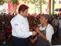 Se incorporarán más de 20 mil familias a Prospera en Guerrero para 2018