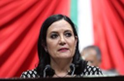 Diputada Patricia Terrazas