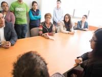 Garantiza Cruz Roa apoyo a servidores públicos que presentaron cuadros de infección estomacal
