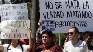 La impunidad propicia asesinatos de periodistas