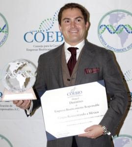 17a6d872-7cGrupo Reinventando a México recibió el reconocimiento Empresa Bioéticamente Responsable (EBR), que otorga el Consejo para la distinción de Empresas Bioéticamente Responsables (COEBIO)
