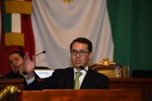 Trabajo de periodistas funbdamental para el desarrollo social, afirma el diputado Fernando Zárate