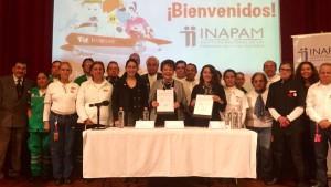 Aracely Escalante Jasso, directora del Inapam