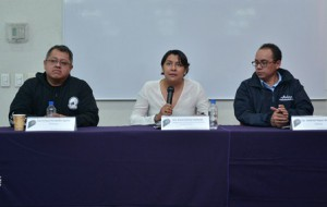 Doctora Perla Gómez, por la defensa de defensores de poblaciones callejeras