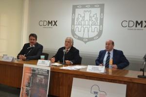 Miguel Torruco anunció el 1er Festival de Jazz en la Zona Rosa, para este Sábado26 de Noviembre