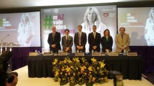 Astra Zeneca lanzó la iniciativa maz-vale-antes en la que participaron expertos en el tema