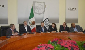 El doctor Miguel Angel Mancera negó categóricamente intención de crear nuevas impuestos