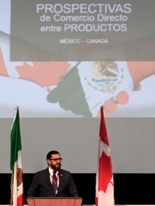 •Las exportaciones mexicanas a ese país se han incrementado mil 700 por ciento en dos décadas.