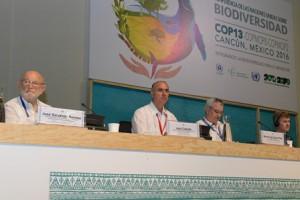 Ante autoridades y representantes del sector primario de diferentes naciones, José Calzada enfatizó que México hace su tarea y avanza en la conservación de su biodiversidad,