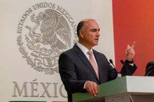 Secretario Josñe Calzada anunció la México Alimentaria que se inaugura el jueves