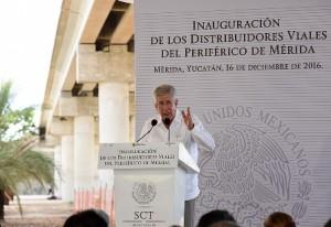 El secretario de Comunicaciones y Transportes y el gobierno de Yucatán firmarán en enero el convenio