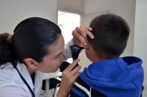 Suficiente existencia de vacunas contra neumococo e influenza