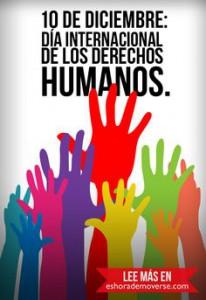Mañana se conmemora el Dia Mundial de los Derechos Humanos
