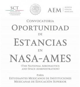 Convoca AEM a estudiantes que quieran estudiar en la NASA