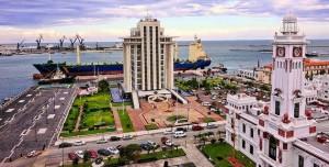 Actual Puerto-de-Veracruz