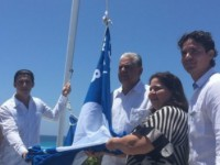 """México cuenta ya con 35 playas y dos marinas certificadas con el galardón """"Blue Flag"""""""