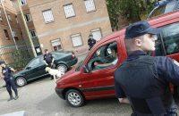 inspecciones a personas y vehículos representa un retroceso en materia de D.H.