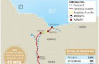 Proyecto mexicano para unir el Atlántico y Pacífico en tres horas con tren trans-itsmico