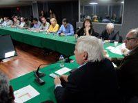 Se reúne secretario Víctor Villalobos con productores del norte; revisan  esquemas de comercialización