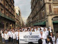 El diálogo abierto permite atender demandas de médicos residentes