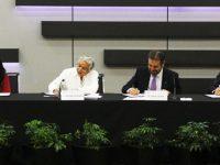 Firma la Secretaría de Bienestar Convenio de Colaboración para evitar desvío de recursos públicos a campañas electorales