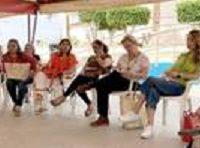 Titular de Semarnat reitera compromiso gubernamental con pescadores y mujeres de San Felipe, B. C.