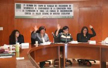 Apremiante, derogar leyes discriminatorias en materia de igualdad de género: visitadora de la CNDH